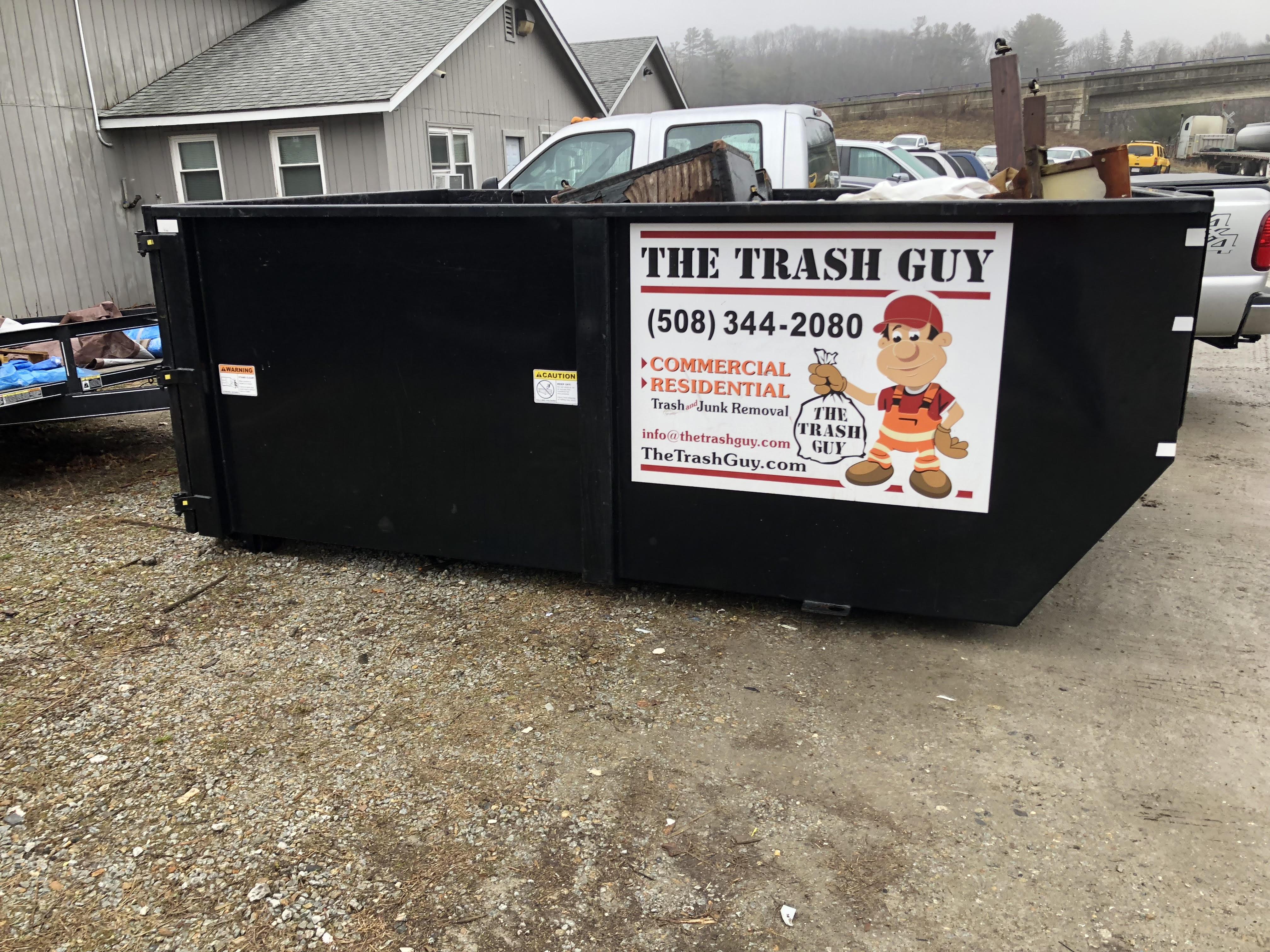 The Trash Guy